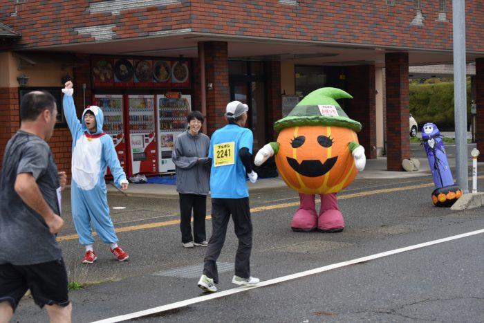 10月柏崎マラソン
