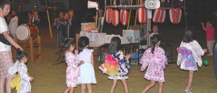 8月盆踊り大会