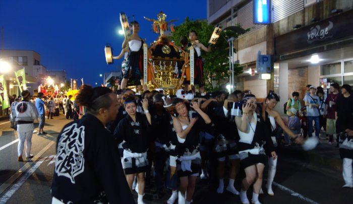 7月祇園祭