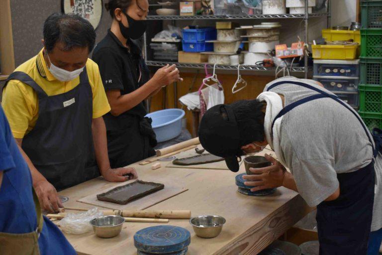 7月陶芸教室